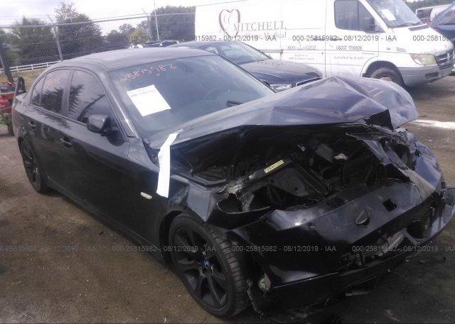 Inventory #630583442 2006 BMW 550