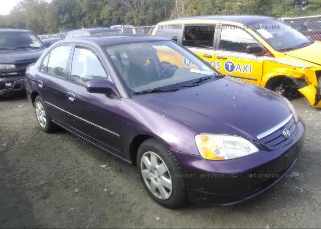 Inventory #816960268 2001 Honda CIVIC