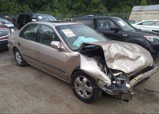 Inventory #564742022 2001 Honda ACCORD