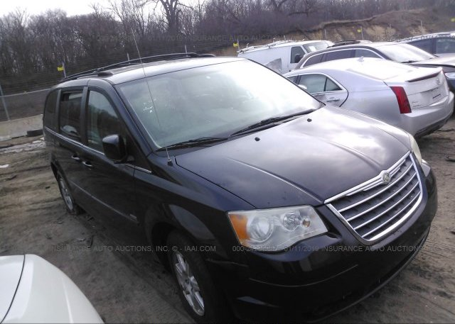 Inventory #672988713 2008 Chrysler TOWN & COUNTRY