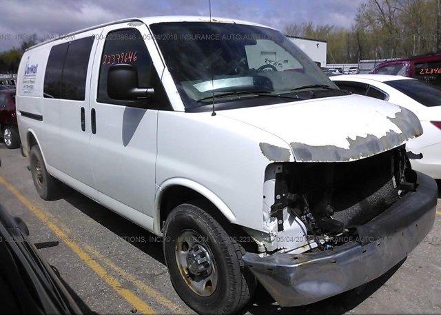 Inventory #802354216 2009 Chevrolet EXPRESS G2500