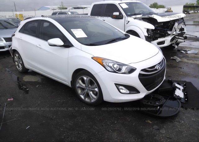 Inventory #543282472 2014 Hyundai ELANTRA GT
