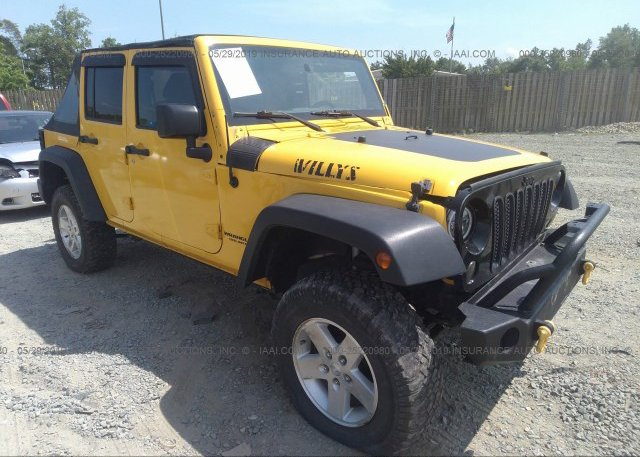 Inventory #496052659 2015 JEEP WRANGLER UNLIMITE