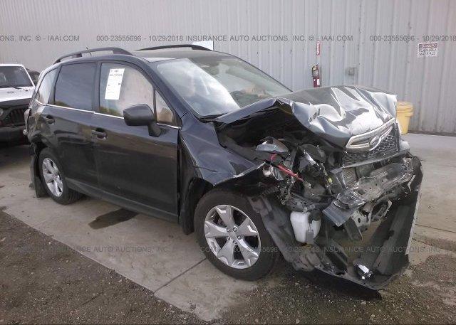 Inventory #408142374 2015 Subaru FORESTER