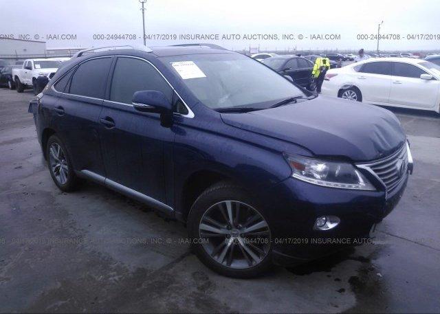 Inventory #961985151 2015 Lexus RX