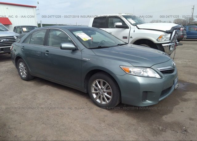 Inventory #549589529 2010 Toyota CAMRY