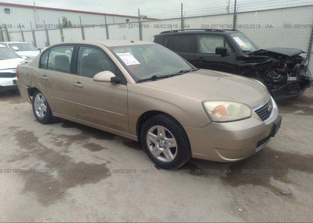 Inventory #367838565 2007 Chevrolet MALIBU
