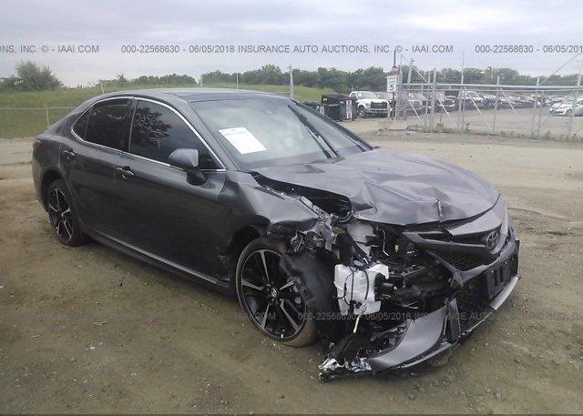 Inventory #823650035 2018 Toyota CAMRY
