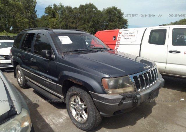 Inventory #728608227 2002 JEEP GRAND CHEROKEE