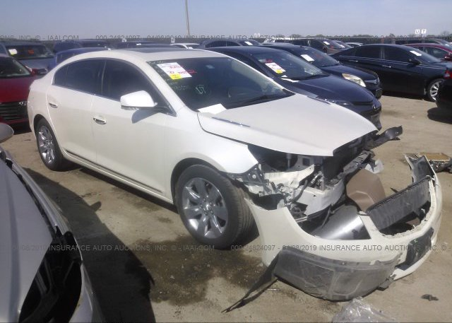 Inventory #357835766 2012 Buick LACROSSE