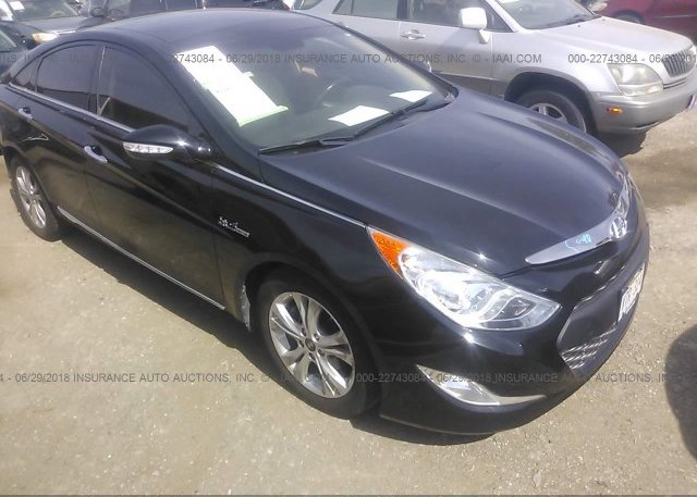 Inventory #610556861 2012 Hyundai SONATA