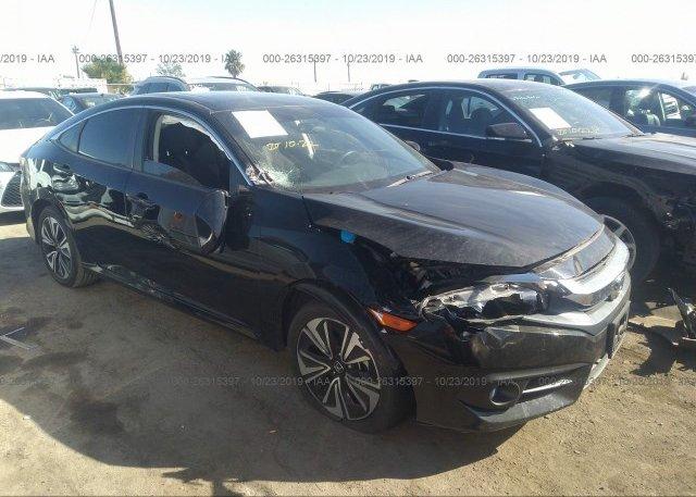 Inventory #918654744 2018 Honda CIVIC