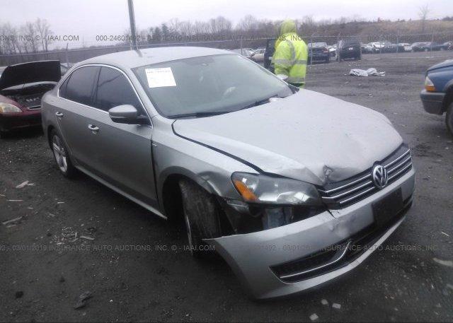 Inventory #144303397 2014 Volkswagen PASSAT