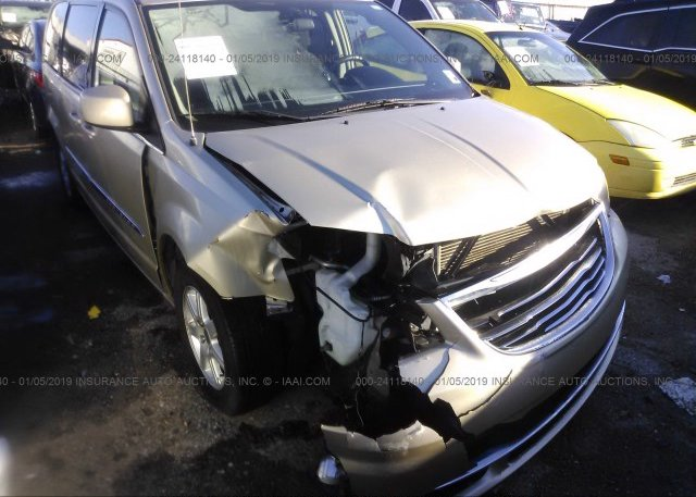 Inventory #207582900 2011 CHRYSLER TOWN & COUNTRY