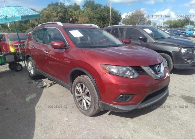 Inventory #955214942 2014 Nissan ROGUE