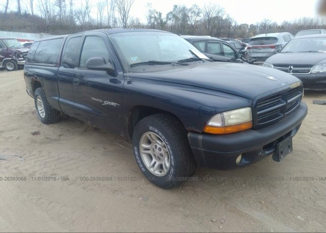 Inventory #153184332 2001 DODGE DAKOTA