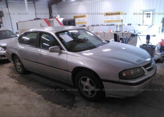 Inventory #673509527 2005 Chevrolet IMPALA