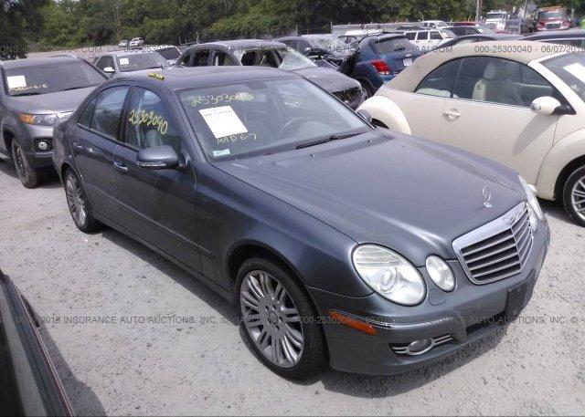 Inventory #236893893 2008 Mercedes-benz E