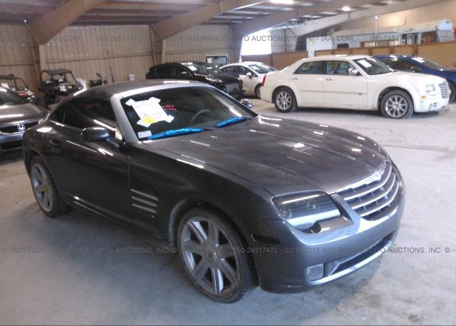 Inventory #871864436 2004 Chrysler CROSSFIRE