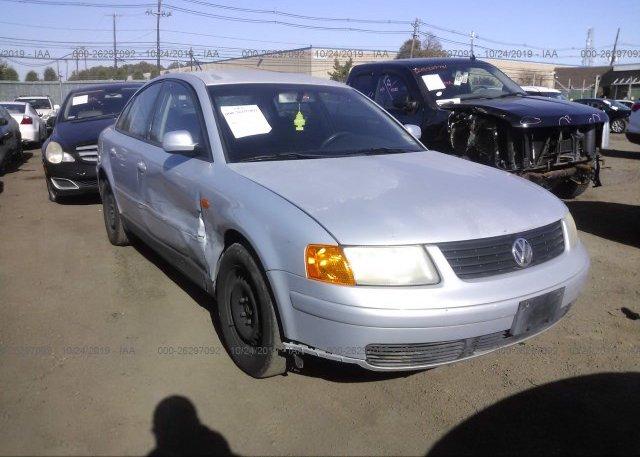 Inventory #149890150 1998 Volkswagen PASSAT