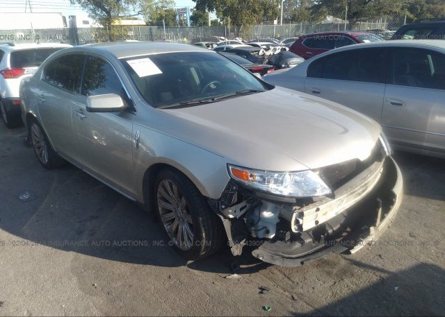 Inventory #232790208 2010 Lincoln MKS