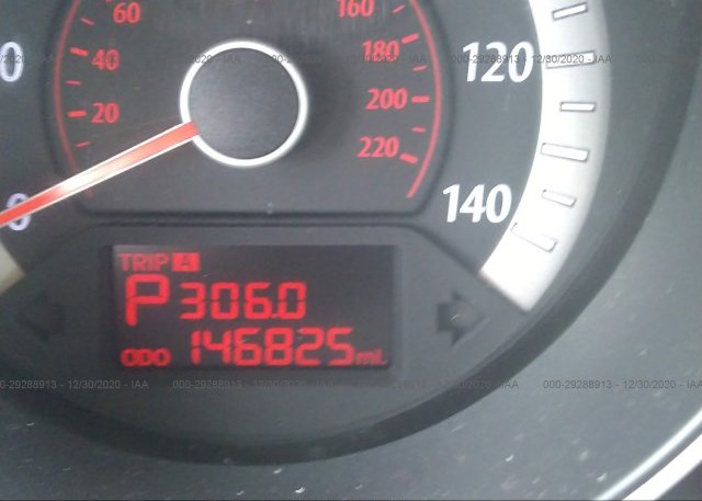 KNAFU4A22C5606538 2012 KIA FORTE