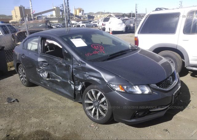 Inventory #941369037 2015 Honda CIVIC