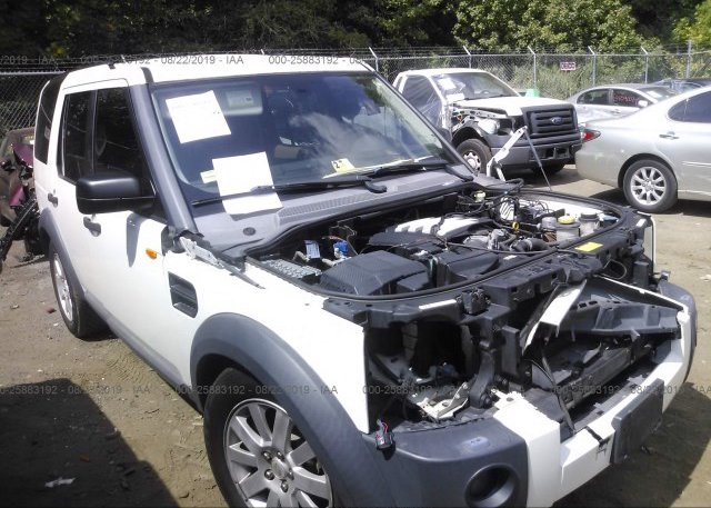 Inventory #310280706 2006 Land Rover LR3