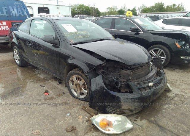 Inventory #799545685 2007 Chevrolet COBALT