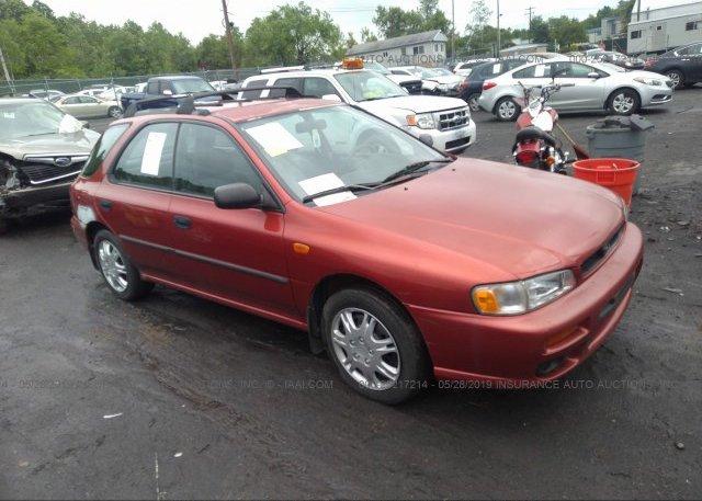 Inventory #789789618 2000 Subaru IMPREZA