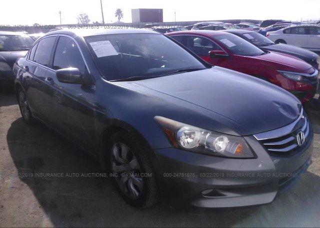 Inventory #803742654 2012 Honda ACCORD