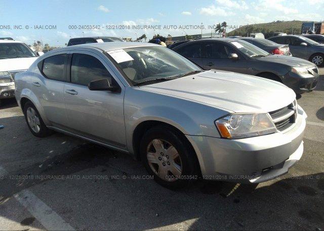 Inventory #832637916 2010 Dodge AVENGER