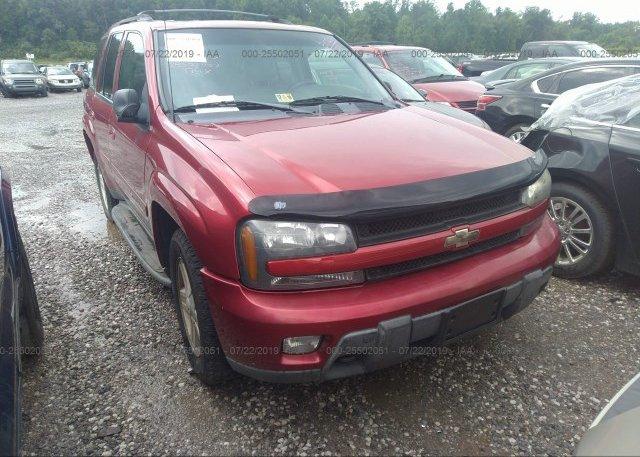 Inventory #745169715 2003 Chevrolet TRAILBLAZER