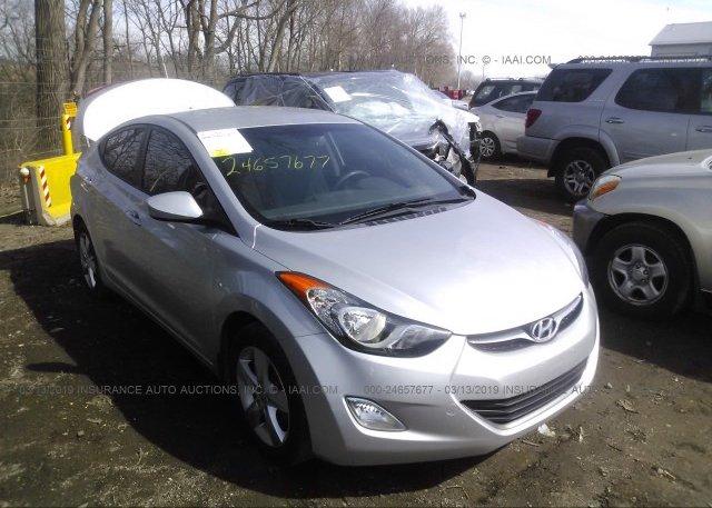 Inventory #294237267 2013 Hyundai ELANTRA
