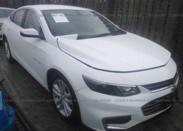 Inventory #630884865 2017 Chevrolet MALIBU