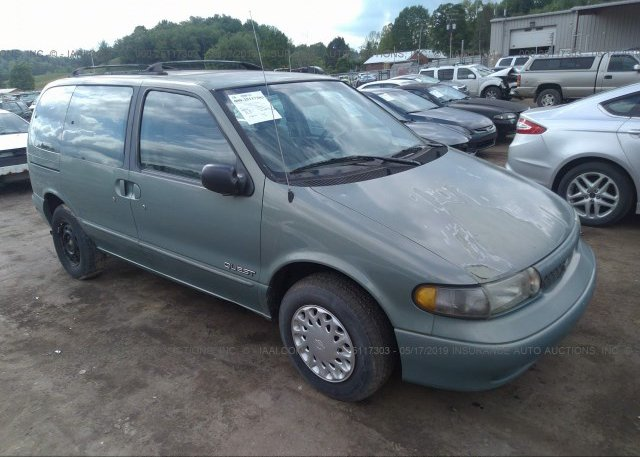 Inventory #657715275 1996 Nissan QUEST