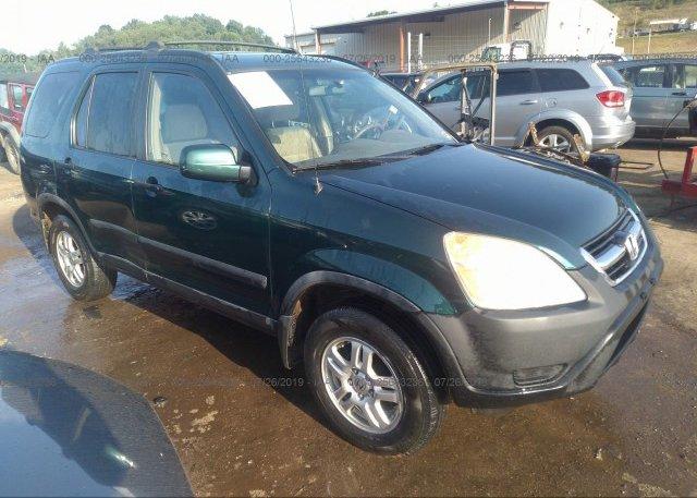 Inventory #975347714 2003 Honda CR-V
