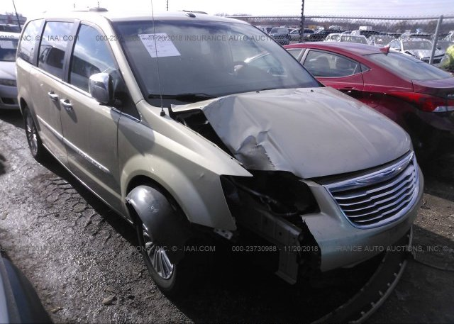 Inventory #384547918 2011 Chrysler TOWN & COUNTRY