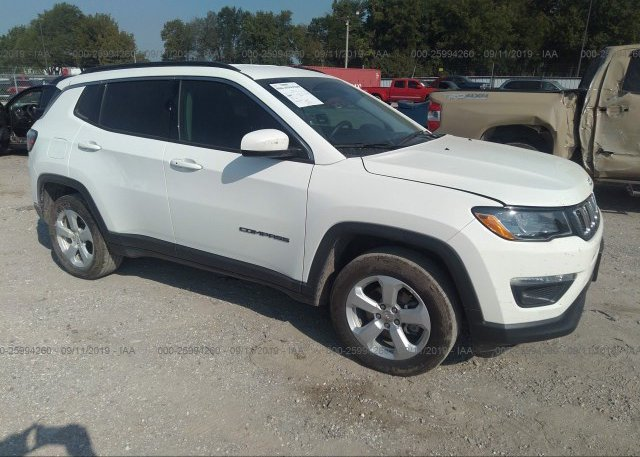 Inventory #791380376 2019 JEEP COMPASS