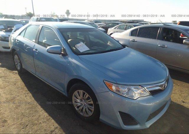 Inventory #426090609 2013 Toyota CAMRY