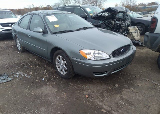 Inventory #746014245 2006 FORD TAURUS