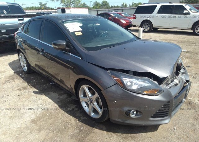 Inventory #980302877 2014 FORD FOCUS