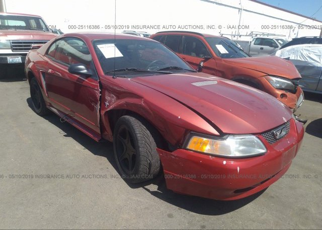 Inventory #482463966 2001 FORD MUSTANG