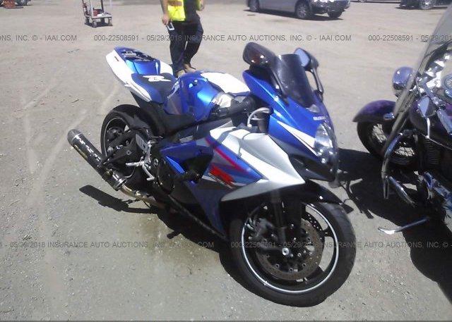 Inventory #772654362 2007 Suzuki GSX-R1000