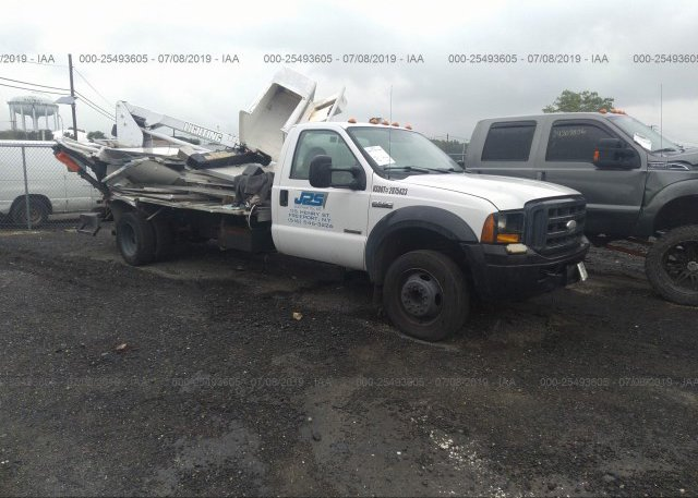 Inventory #283021008 2007 FORD F550