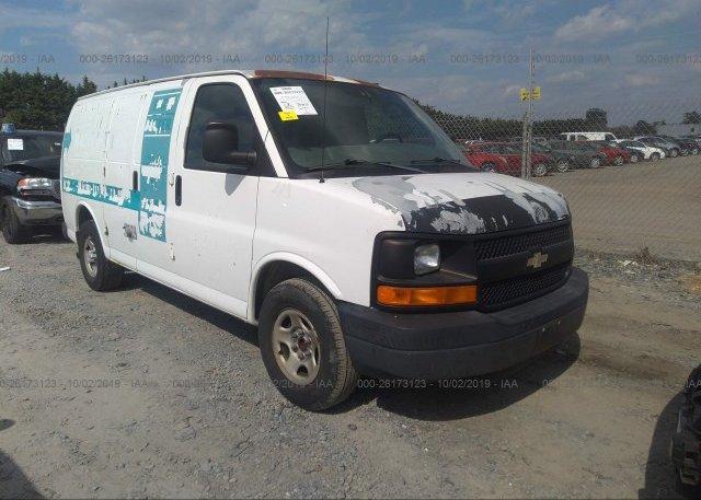 Inventory #504272596 2005 Chevrolet EXPRESS G1500