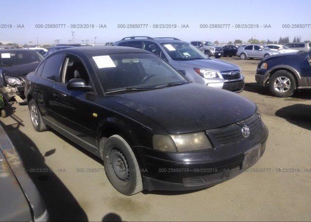 Inventory #709394440 2000 Volkswagen PASSAT
