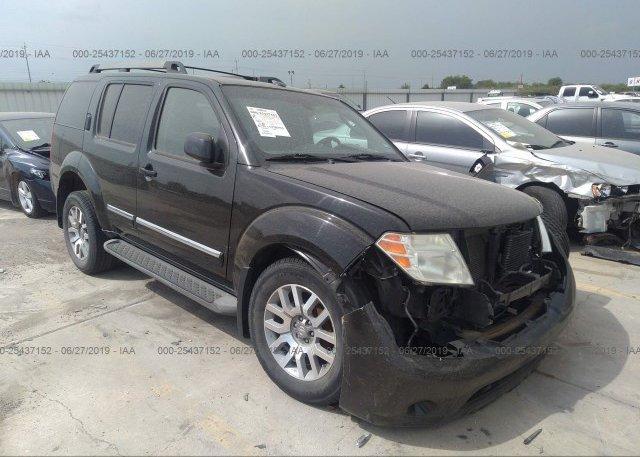 Inventory #383422298 2010 Nissan PATHFINDER