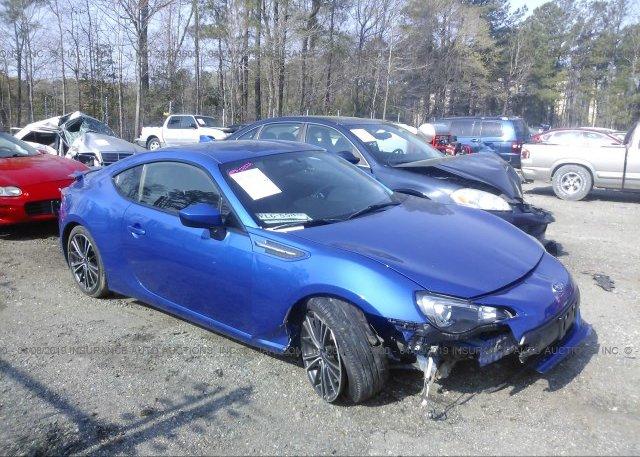 Inventory #726184442 2015 Subaru BRZ