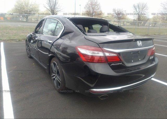 купить 2017 Honda ACCORD SEDAN 1HGCR2F17HA180390